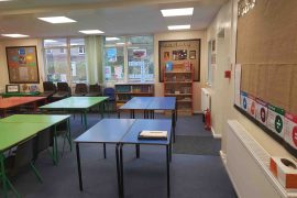 Refurbishment & Reconfiguration for School in Melksham