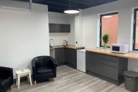 Refurbishment of New Office Space in Bristol